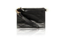 Black Metallic Pochette